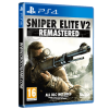 خرید بازی Sniper Elite V2 Remastered برای PS4