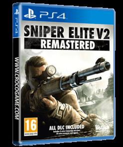 خرید بازی Sniper Elite V2 Remastered برای PS4