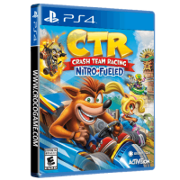 خرید بازی Crash Team Racing Nitro Fueled برای PS4