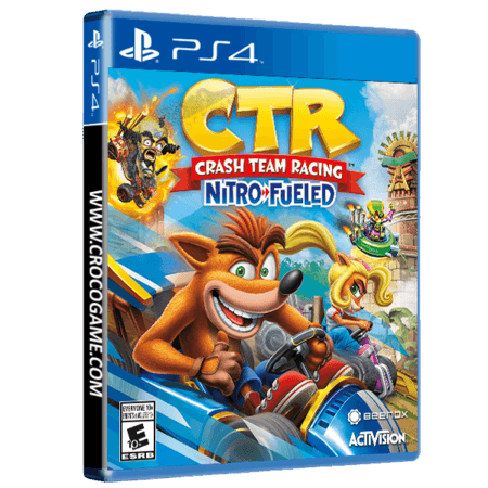 خرید بازی Crash Team Racing Nitro Fueled برای PS4