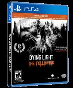 خرید بازی Dying Light The Following Enhanced Edition برای PS4