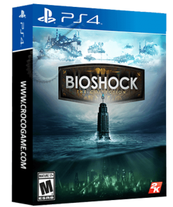 خرید بازی Bioshock The Collection برای PS4
