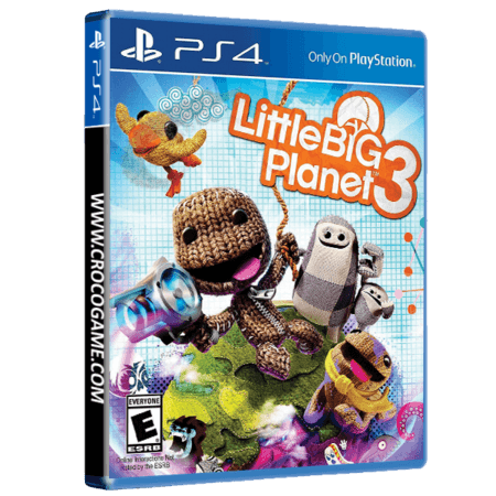 خرید بازی Little Big Planet 3 برای PS4