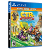 خرید بازی Crash Team Racing Nitro Fueled Nitros Oxide Edition برای PS4