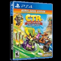 خرید بازی Crash Team Racing Nitro Fueled Nitros Oxide Edition برای PS4