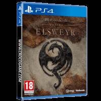 خرید بازی The Elder Scrolls Online Elsweyr برای PS4
