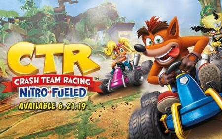 بازی Crash Team Racing Nitro