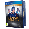 خرید بازی دست دوم و کارکرده Tennis World Tour Legends Edition برای PS4