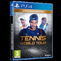 خرید بازی Tennis World Tour Legends Edition برای PS4