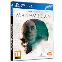 خرید بازی dark pictures man of medan برای PS4