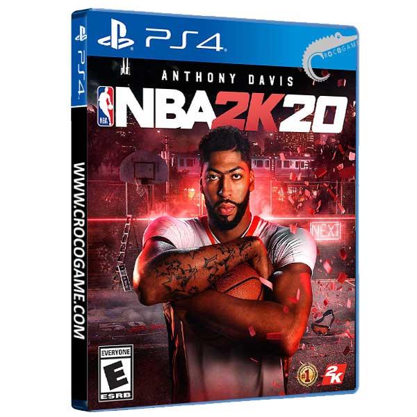 خرید بازی NBA 2K20 برای PS4