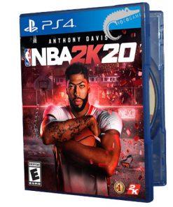 خرید بازی دست دوم و کار کرده NBA 2K20 برای PS4