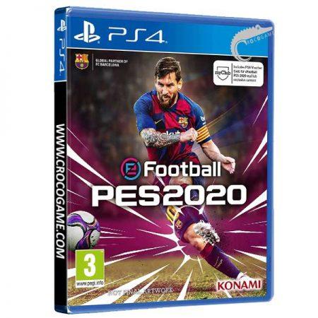 خرید بازی PES 2020