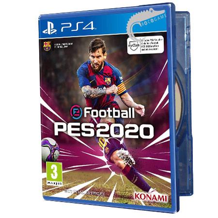 خرید بازی دست دوم و کار کرده PES 2020