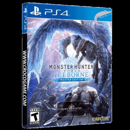 خرید بازی Monster Hunter World IceBorne برای PS4