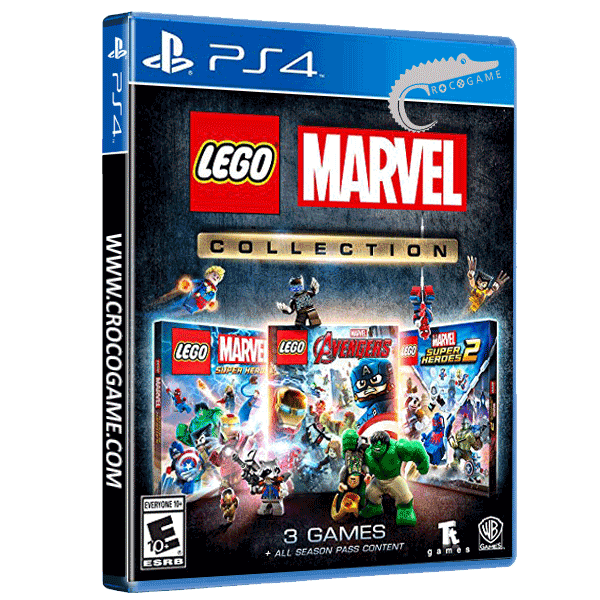 LEGO-marvel-collection-crocogame