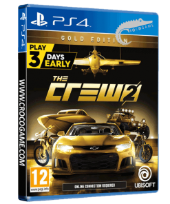 The-crew-2-Gold-edition-crocogame