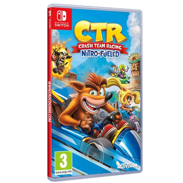 خرید بازی Crash Team Racing Nitro-Fueled برای Nintendo Switch