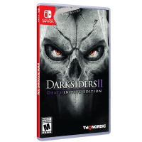 خرید بازی darksiders 2 deathinitive edition برای Nintendo Switch