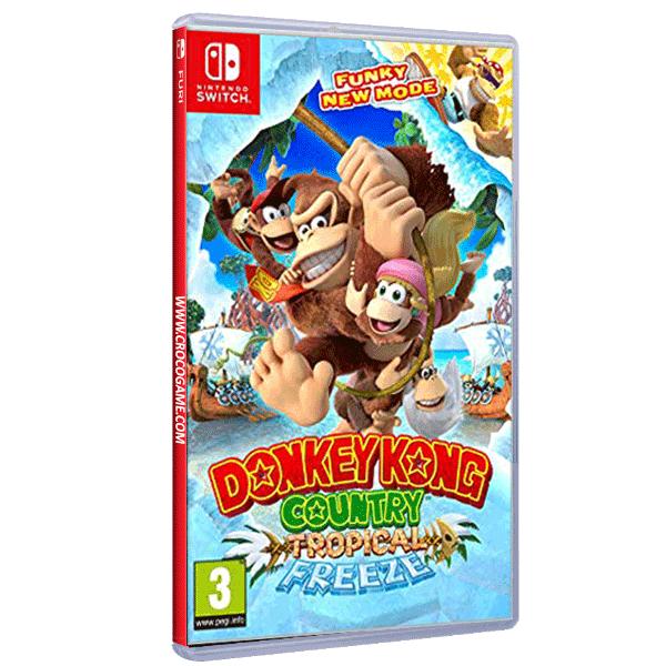 خرید بازی Donkey Kong Country: Tropical Freeze برای Nintendo Switch