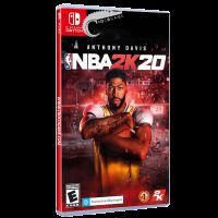 خرید بازی NBA 2K20 برای Nintendo Switch