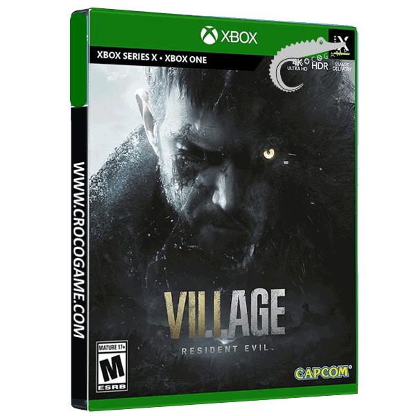 بازی-resident-evil-village-ایکس-باکس