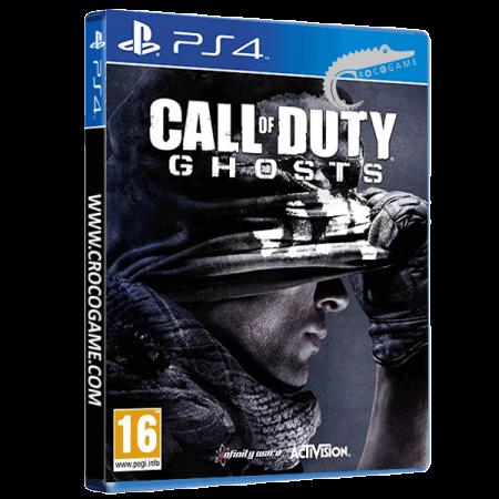 خرید بازی Call of Duty: Ghosts برای PS4