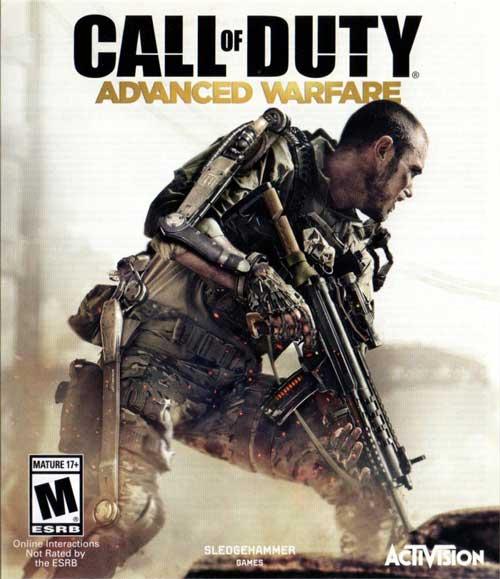 Call-of-duty-advanced-warfare-نصب-بازی-ایکس-باکس-وان-آفلاین