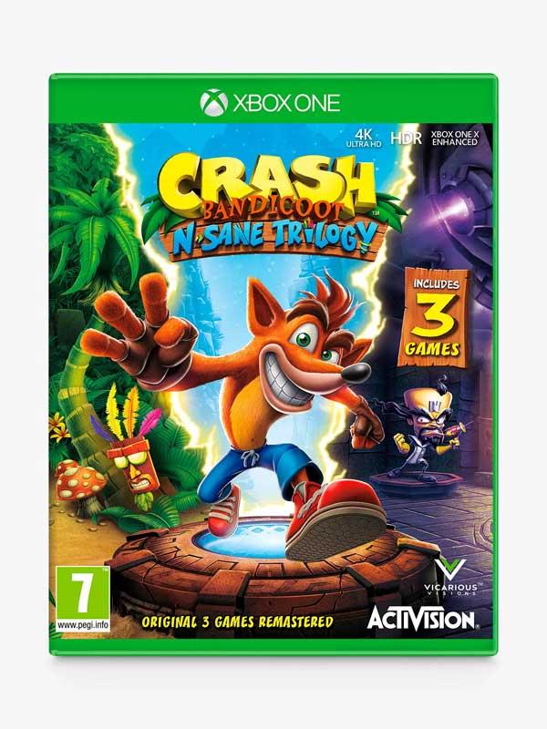 Crash-Bandicoot-N'sane-Trilogy-نصب-بازی-ایکس-باکس-وان-آفلاین