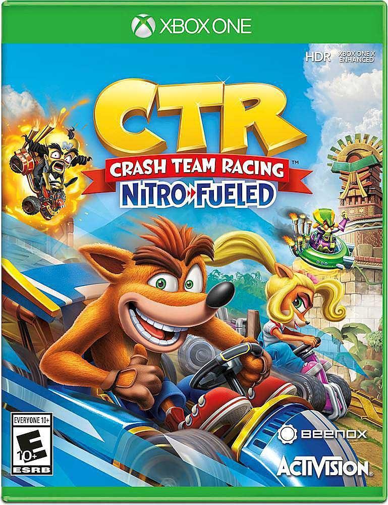 Crash-team-racing-نصب-بازی-ایکس-باکس-وان-آفلاین