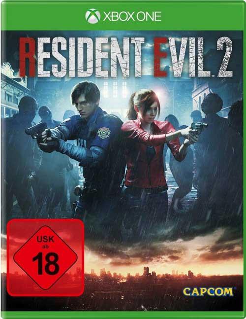 Resident-evil-2-نصب-بازی-ایکس-باکس-وان-آفلاین
