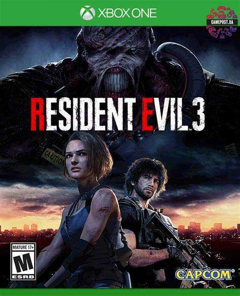 Resident-evil-3-نصب-بازی-ایکس-باکس-وان-آفلاین