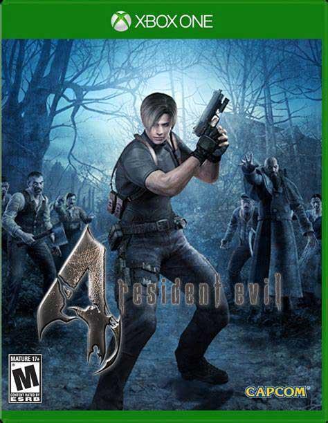 Resident-evil-4-نصب-بازی-ایکس-باکس-وان-آفلاین