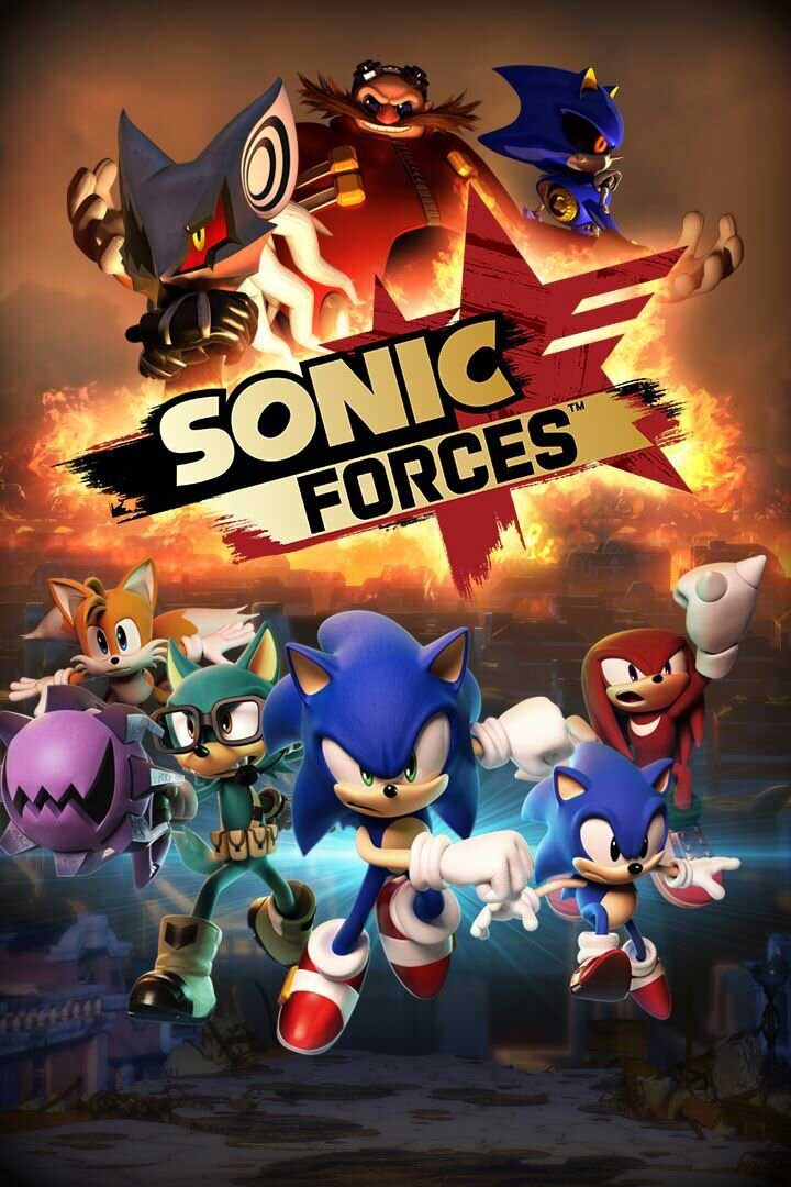 Sonic-Forces-نصب-بازی-ایکس-باکس-وان-آفلاین