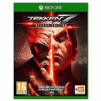 Tekken-7-نصب-بازی-ایکس-باکس-وان-آفلاین