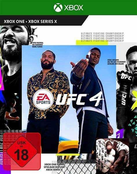 UFC-4-نصب-بازی-ایکس-باکس-وان-آفلاین