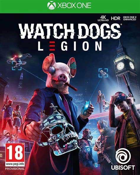 Wastch-dogs-legion-نصب-بازی-ایکس-باکس-وان-آفلاین