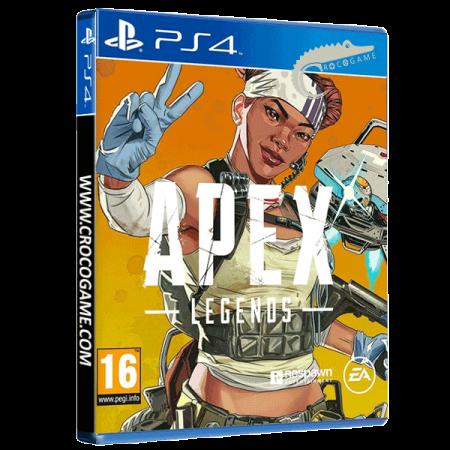خرید بازی apex legends lifeline edition برای PS4