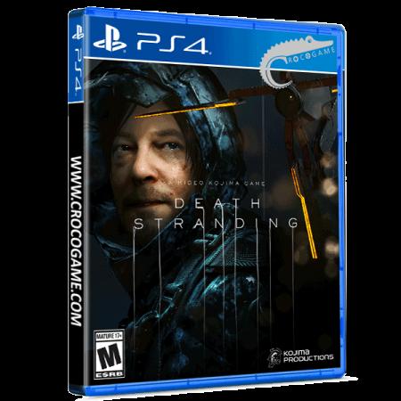 خرید بازی death stranding برای PS4