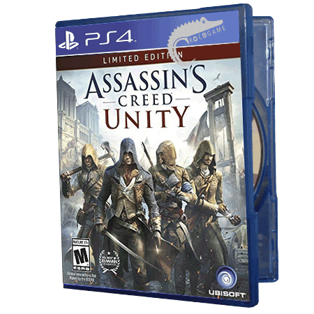 Assassins Creed Unity Limited Edition