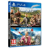 Far Cry 5 And 4 Double Pack