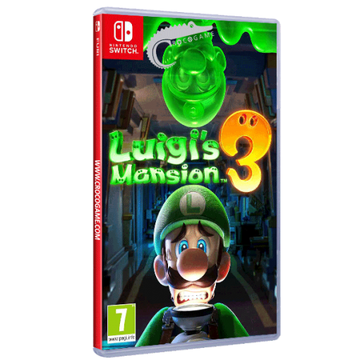 Luigi's Mansion 3 Standard Edition