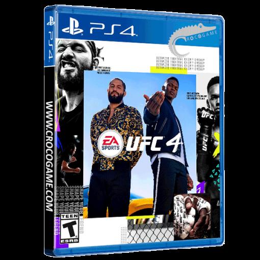 خرید-بازی-ufc-4-ps4