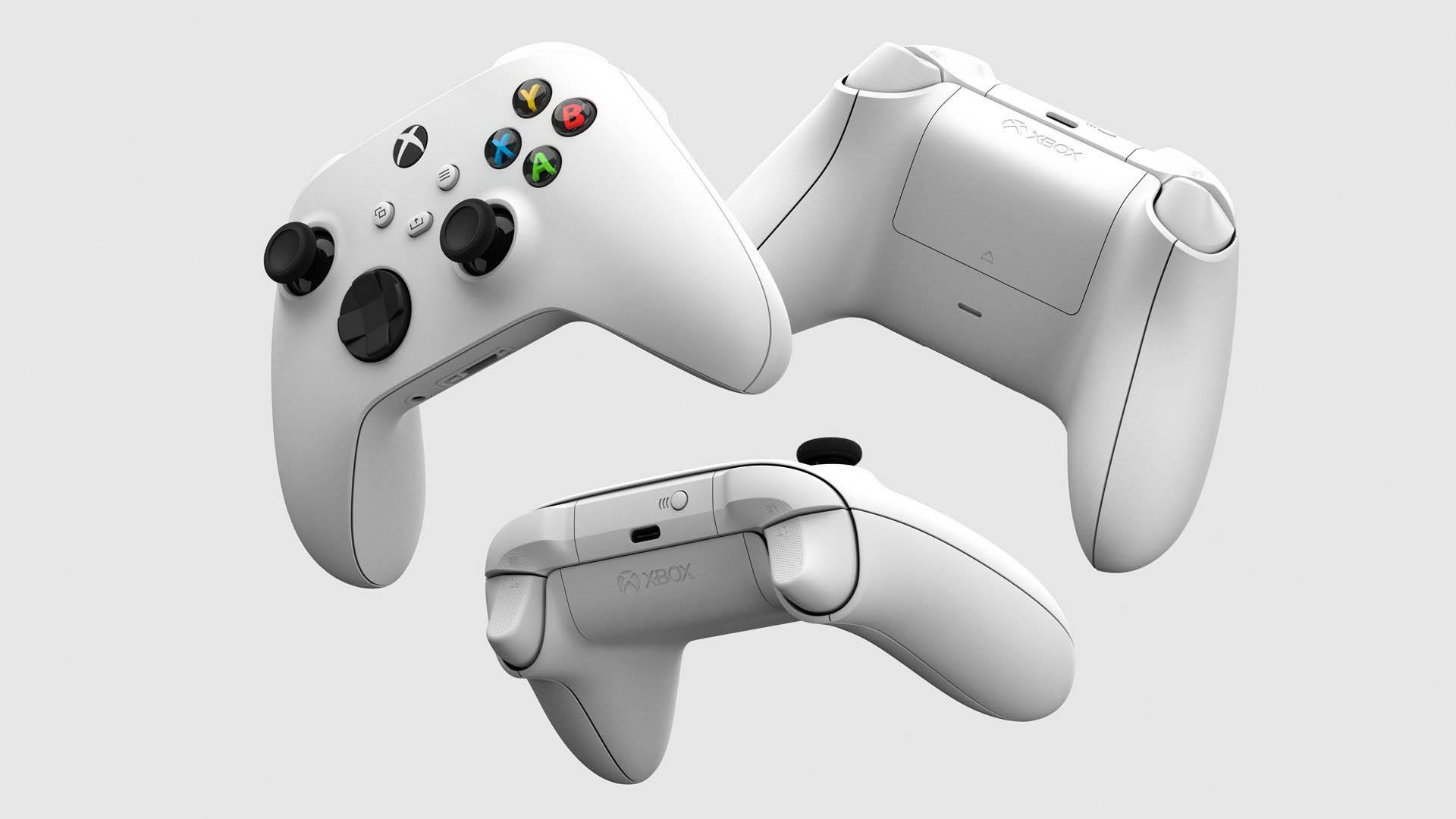 خرید-دسته-ایکس-باکس-سری-اسXBOX-Series-s-controller