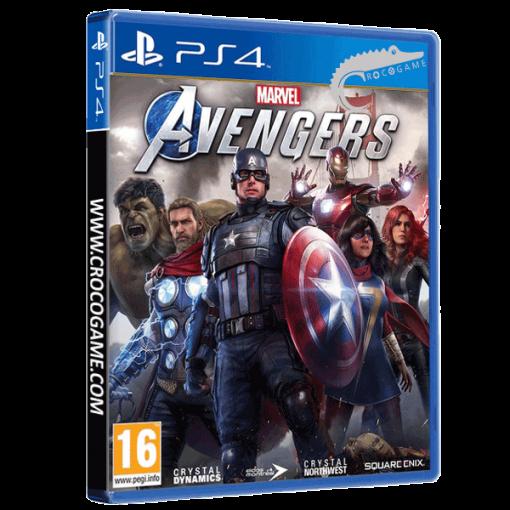 marvel-avengers-ps4-خرید-بازی-اونجر