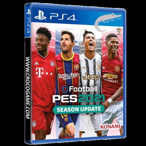 خرید بازی PES 21 season update