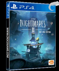 خرید بازی Little Nightmares II Day One Edition برای PS4
