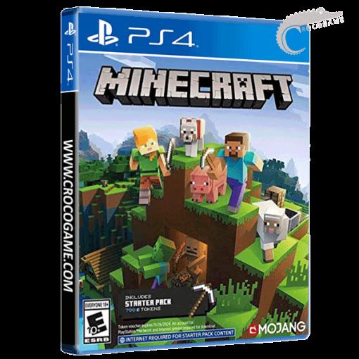 خرید بازی Minecraft برای PS4