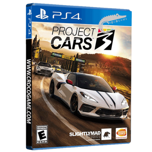 خرید-بازی-project-cars-3-ps4--پلی-استیشن