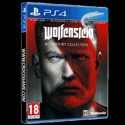 خرید-بازی-wolfenstein-alt-history-collection-ps4--پلی-استیشن